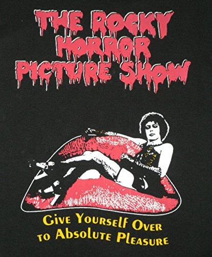 The Rocky Horror Picture Show/ロッキー・ホラー・ショー/チャコール/映画/ムービー/メンズ/Tシャツ