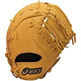 asics(アシックス) 野球 ジュニア軟式用グローブ(ファースト用) ダイブ BGJ6BF オレンジ LH