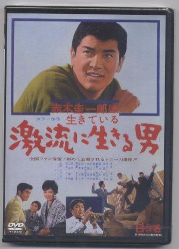 赤木圭一郎は生きている 激流に生きる男   NYK-802 [DVD]