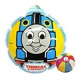 ビニールヨーヨー 機関車トーマス (10個入)  / お楽しみグッズ(紙風船)付きセット [おもちゃ&ホビー]