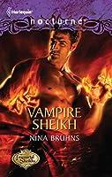 Vampire Sheikh (Harlequin Nocturne: Immortal Sheikhs)