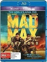 Mad Max - Fury Road Blu-ray + Ultra Violet【DVD】 [並行輸入品]