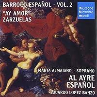 Barroco Espanol 2 by Al Ayre Espanol (2009-08-28)