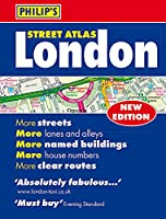 Philip's Street Atlas London: Mini Paperback Edition