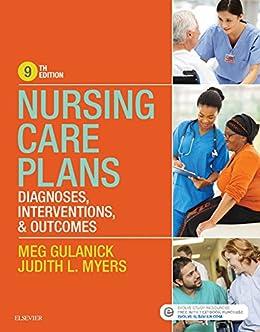 Nursing Care Plans - E-Book: Nursing Diagnosis and Intervention by [Gulanick, Meg, Myers, Judith L.]