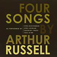Four Songs By Arthur Russell