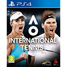 AO International Tennis (PS4) (輸入版)