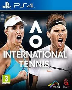 AO International Tennis (PS4) (輸入版)