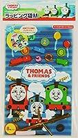 きかんしゃトーマス Thomas and Friends ラッピング袋 (クリアバッグ) M
