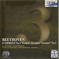 ベートーヴェン:交響曲第3番「英雄」、序曲「レオノーレ」第3番