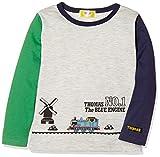[トーマス] 袖配色長袖Tシャツ ボーイズ 342161109