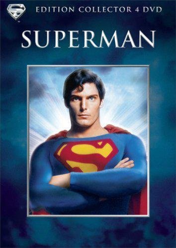 Superman - 4 DVD by Christopher Reeve