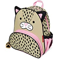 Skip Hop Zoo Pack Little Kids Backpack, Leopard