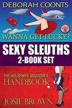 Sexy Sleuths 2-Book Set by [Brown, Josie, Coonts, Deborah]
