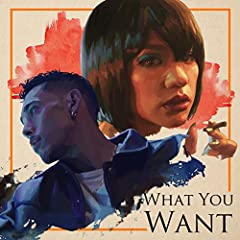 Awich「What You Want ft. IO」のジャケット画像