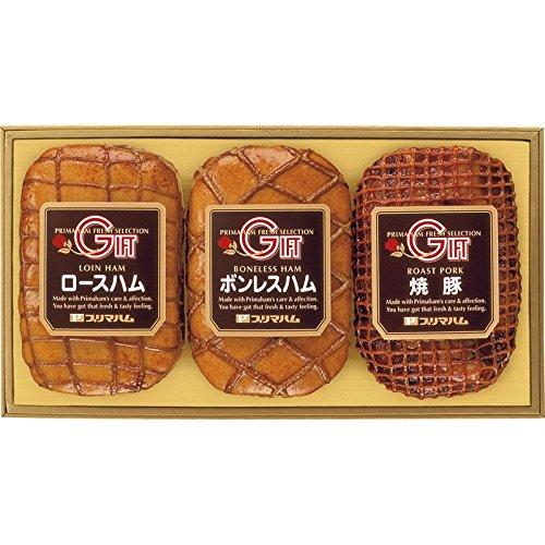 プリマハム 岩手ハムギフトセット FAT-50 【いわてはむ 塊 お肉 ハムギフト 定番 お取り寄せ グルメ 日本産 国産 詰め合わせ つめあわせ おいしい 美味しい うまい 産地直送】