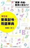 早引き音楽記号・用語事典