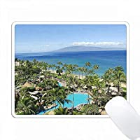 マウイビーチハワイ PC Mouse Pad パソコン マウスパッド