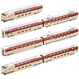 KATO Nゲージ 285系3000番台 サンライズエクスプレス (パンタグラフ増設編成) 7両セット 10-1565 鉄道模型 電車