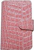 ピンク F クロコダイル クロコ レザー アイコスケース 手帳型 アイコス ケース iQOSケース iQOS カバー メンズ レディース オールインワン 手帳 かわいい 10137-100-112_b