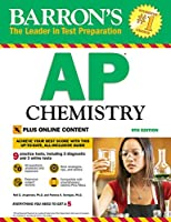 Barron's AP Chemistry with Online Tests (Barron's Test Prep)