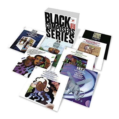 Black Composer Series: Complete Album Collection (10CD)