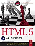 HTML 5 24-Hour Trainer [Paperback] [Jan 01, 2011] NA