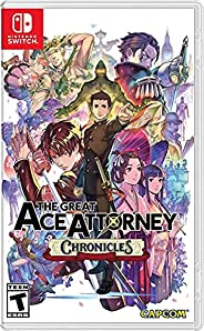 The Great Ace Attorney Chronicles(輸入版:北米)- Switch