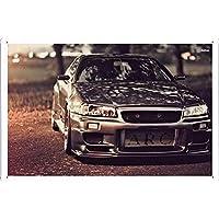 自動車の金属看板 ティンサイン ポスター / Tin Sign Metal Poster (J-CAR03806)