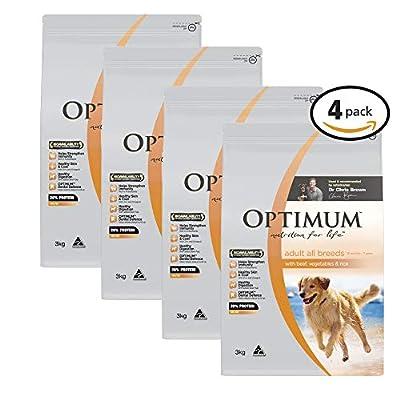 OPTIMUM Vegetables & Rice Dry Dog Food
