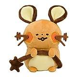 ポケモンセンターオリジナル ぬいぐるみ Pokémon Yurutto デデンネ