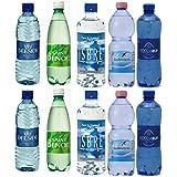 海外 名水 5種10本 飲み比べセット (パターンA) ミネラルウォーター