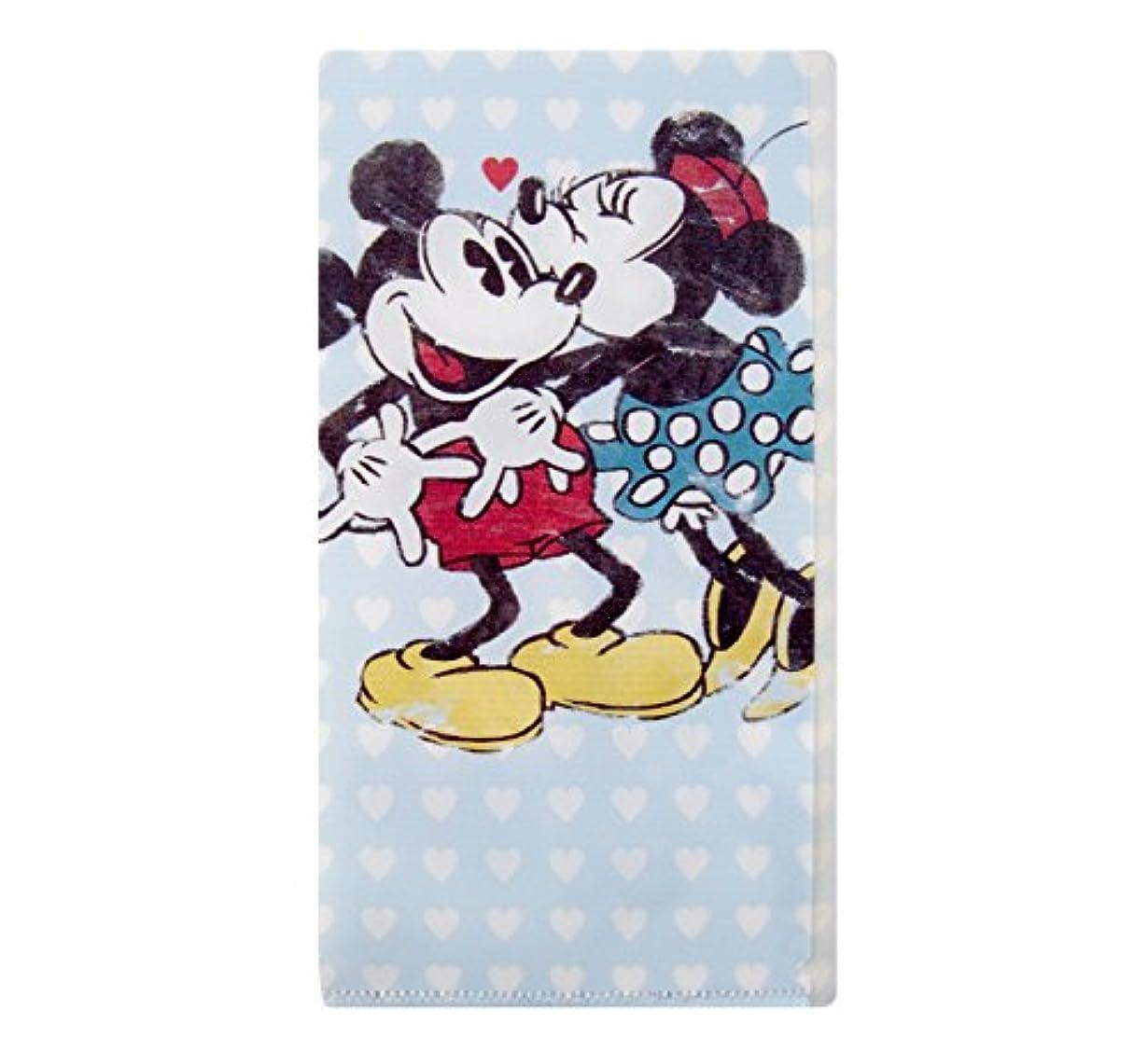 確実つらい色合いPRAIRIE DOG Disney 抗菌マスクケース Hug&Kiss ミッキー&ミニー