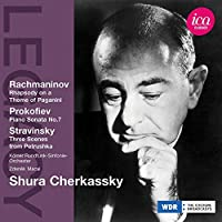 Piano Sonata No.7/Three Scenes from Petrushka/Rhap