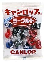 佐久間製菓 キャンロップヨーグルト 75g×10袋