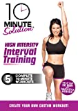 10 Minute Solution: High Intensity Interval [DVD] [Import]