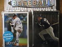 野球100カードInside with Memorabiliaカード