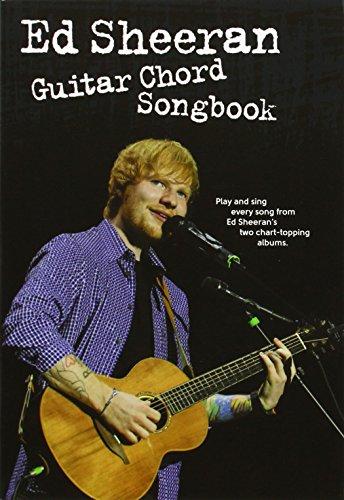 Ed Sheeran: Guitar Chord Songb...