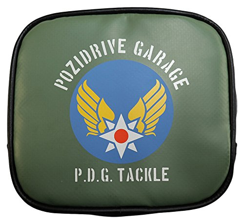 POZIDRIVEGARAGE(ポジドライブガレージ) PDGオリジナルポーチ PZP-003 グリーン.