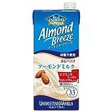 ブルーダイヤモンド アーモンドブリーズ砂糖不使用香るバニラ 1L×6本