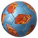 adidas(アディダス) サッカーボール 4号球(小学生用) 2018年 FIFAワールドカップ 試合球 JFA検定球 テルスター18 グライダー AF4304SKOR サックス