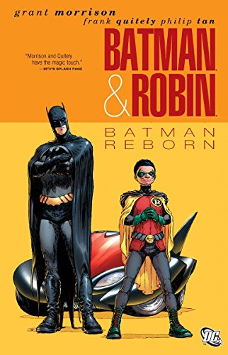 Batman & Robin Vol. 1: Batman Rebornの詳細を見る