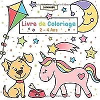 Livre de Coloriage (2 - 4 Ans)