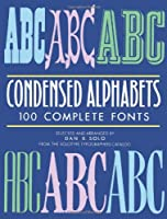 Condensed Alphabets (Lettering, Calligraphy, Typography)