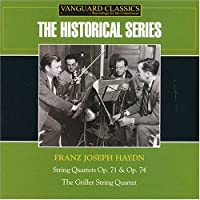 Haydn: String Quartets, Op 71 & Op 74