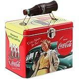 コカ・コーラ ボトル型取っ手付きトレインケース Coke Refresh You Best!