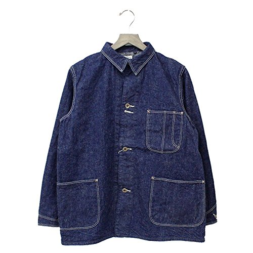 (オアスロウ) orSlow『40's COVER ALL』(ONE WASH) (メンズ) (3(L), ONE WASH)