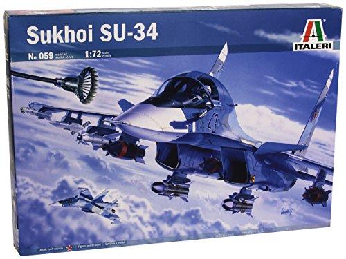 イタレリ 59 1/72 スホーイ Su-34
