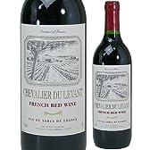 セレクションフランス赤ワイン シュヴァリエ・デュ・ルヴァン 赤(フランス)750ml