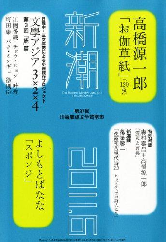 新潮 2011年 06月号 [雑誌]の詳細を見る